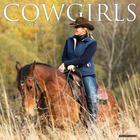 2019年[WillowCreek]COW GIRLSカレンダー